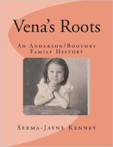 Vena's Roots Book Cover
